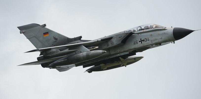 Niemiecki myśliwiec Tornado /AFP