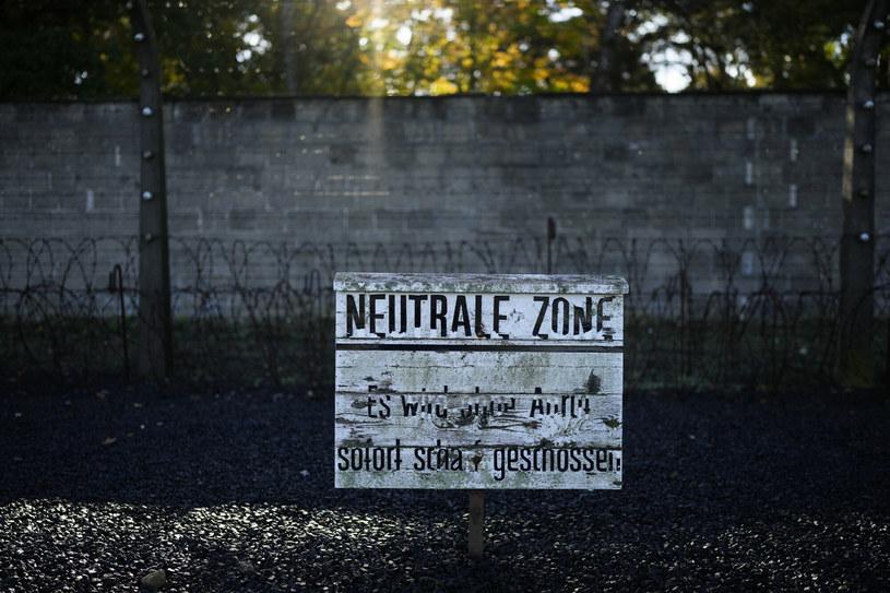 Niemiecki obóz zagłady Sachsenhausen /AP /East News