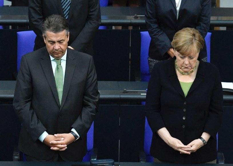 Niemiecki parlament złożył hołd zmarłemu w zeszłym tygodniu byłem kanclerzowi Helmutowi Kohlowi /AFP