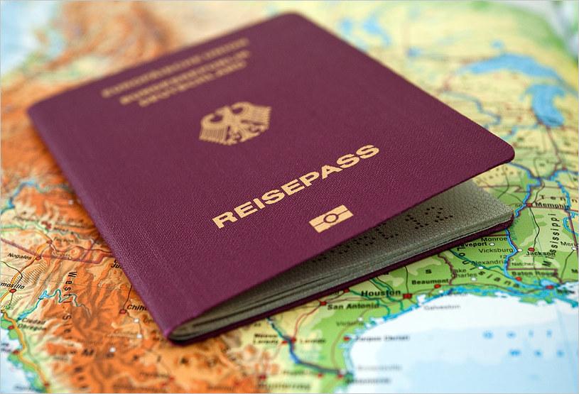 Niemiecki paszport to najpotężniejszy dokument upoważniający do przekraczania granic /materiały prasowe