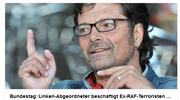 Niemiecki polityk w ogniu krytyki. Zatrudnił byłego terrorystę