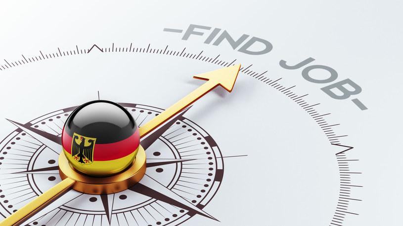 Niemiecki rynek pracy łapie równowagę /123RF/PICSEL
