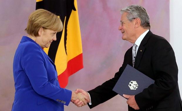 Niemiecki rząd odwołany, ale pełni obowiązki