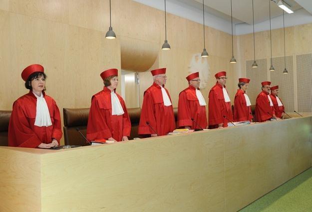 Niemiecki Trybunał Konstytucyjny dał zielone światło dla ratyfikacji EMS /AFP