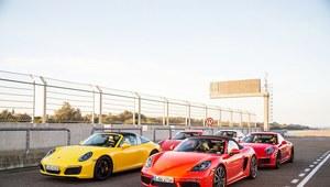 Niemiecki wóz, pełen gaz i słoneczna Italia - czyli szkoła jazdy Porsche na torze Nardo