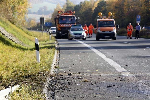 Niemieckie drogi są coraz bezpieczniejsze /AFP