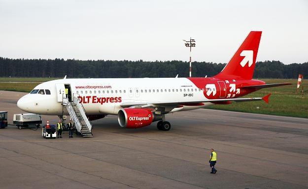 Niemieckie linie OLT Express Germany działają bez przeszkód /PAP