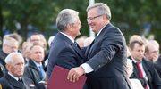 Niemieckie media chwalą i ganią Gaucka za wystąpienie na Westerplatte