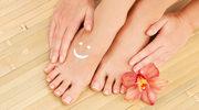 Nieoczywista maseczka na gładkie stopy i dłonie
