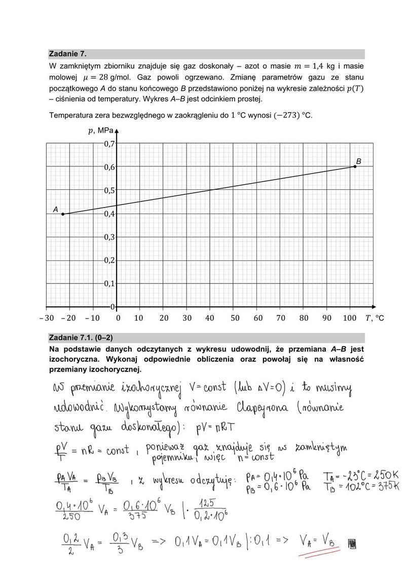 Nieoficjalne odpowiedzi z matury z fizyki /INTERIA.PL