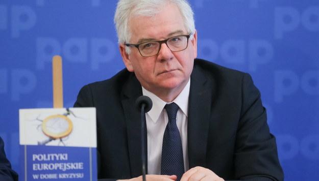 Nieoficjalnie: Jacek Czaputowicz przyjął propozycję objęcia teki szefa MSZ