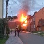 Nieoficjalnie: Pożar na plebanii niedaleko Malborka mógł być samobójstwem