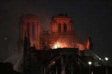 Nieoficjalnie: Śledczy ustalili przyczynę pożaru Notre Dame
