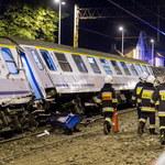 Nieoficjalnie: Za wypadek w Smętowie odpowiada pociąg towarowy