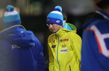 Niepewny występ Kamila Stocha w Lillehammer. Decyzja w przyszłym tygodniu