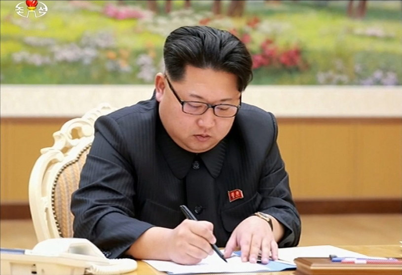 Niepokój pojawił się po ubiegłotygodniowych testach bomby atomowej w Korei Północnej /PAP/EPA