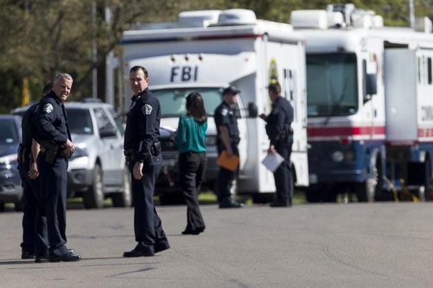 Niepokój w Teksasie. Doszło do kolejnej eksplozji, służby w akcji /STEPHEN SPILLMAN /PAP/EPA