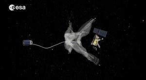 Niepokojące wieści dotyczące kosmicznych śmieci