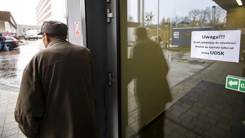Niepokojące wyniki badań dotyczące demencji / Zdjęcie ilustracyjne /Michał Kość /Agencja FORUM