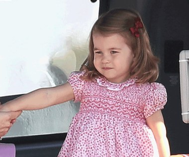 Niepokorna księżniczka Charlotte. Co zrobiła tym razem?