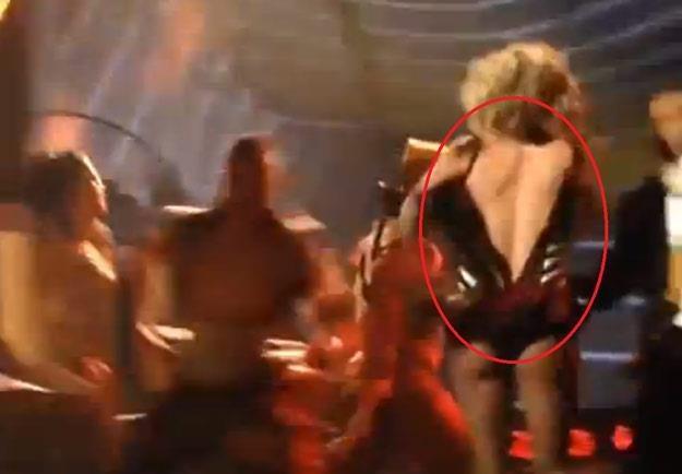 Nieposłuszny kostium Britney Spears /
