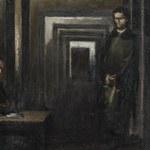 """Nieprezentowany dotąd obraz Adolfa Hitlera w """"Muzeum Szaleństwa"""""""