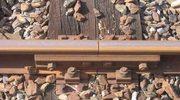 Nierdzewne szyny kolejowe