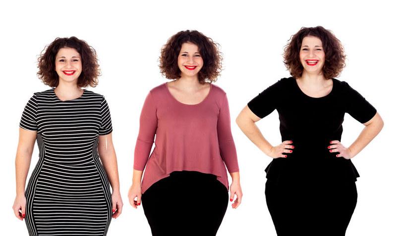 Nieregularna budowa ciała potrafi sprawić wiele kłopotów z doborem garderoby /123RF/PICSEL