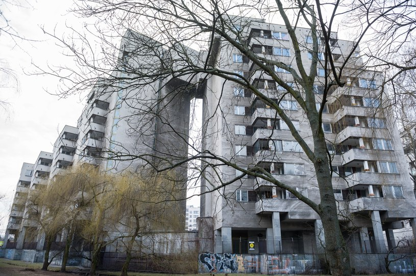 Nieruchomości przy ul. Sobieskiego /Bartosz Krupa /East News