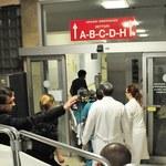 Nierzetelni dziennikarze usunięci ze szpitala