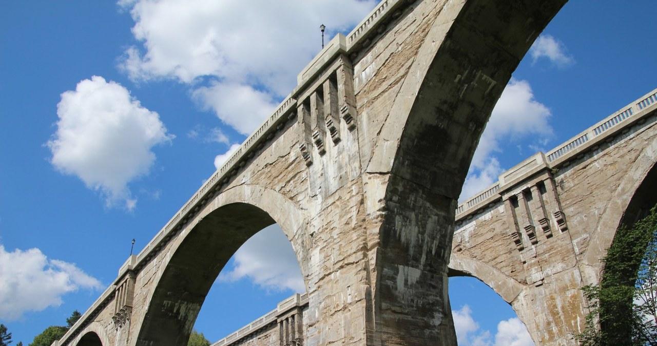 Niesamowite akwedukty w Stańczykach