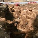 Niesamowite odkrycie w Krakowie. Drogowcy natknęli się na ruiny mostu Królewskiego