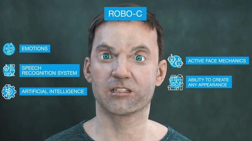 Niesamowite roboty od rosyjskiej firmy mają zapewnić nam cyfrową nieśmiertelność /Geekweek