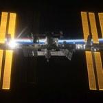 Niesamowite zdjęcie prosto ze stacji kosmicznej