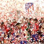 Niesamowity Griezmann dał Atletico wygraną w Lidze Europy