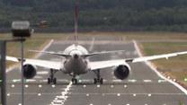 Niesamowity start samolotu. Musicie to zobaczyć!