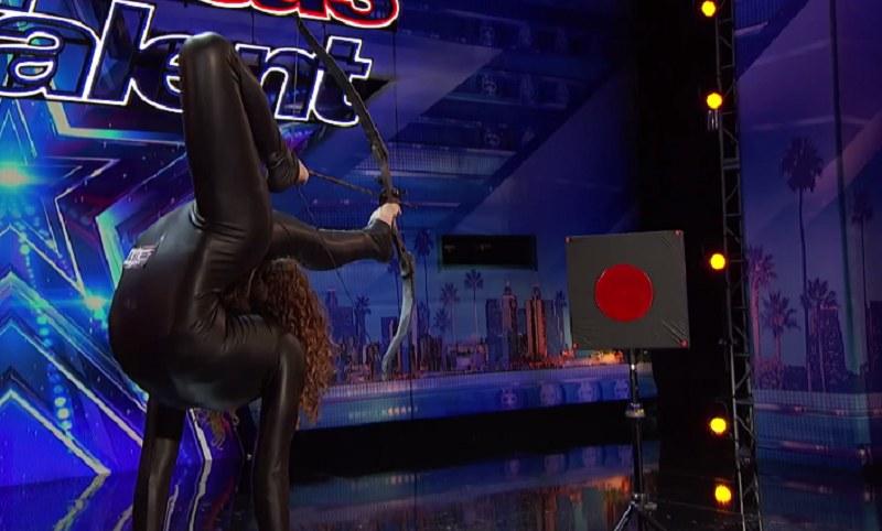 Niesamowity widok! /America's Got Talent /YouTube
