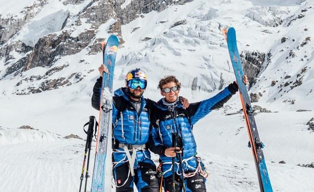 Niesamowity wyczyn! Andrzej Bargiel i Jędrzej Baranowski zjechali ze szczytu Laila Peak