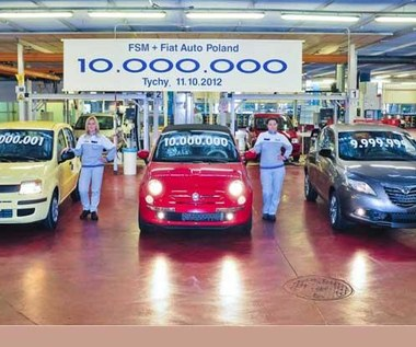 Niesamowity wynik! 10 milionów aut z Tychów!
