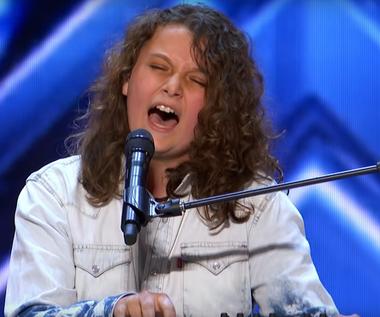 """Niesamowity występ 14-latka w """"Mam talent"""". Jurorzy nie mogli wyjść z podziwu"""