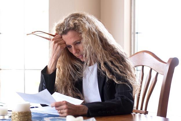 Niespłacony kredyt jest też problemem dla banku /©123RF/PICSEL
