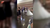 Niespodzianka na weselu. Tego się nie spodziewała