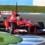 Niespodzianka podczas trzeciego dnia testów na Jerez