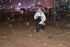 Niespodziewana powódź we włoskiej Genui!