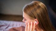 Niespodziewany zawał ucha