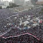 Niespokojnie w Kairze. Nad centrum miasta latają wojskowe śmigłowce