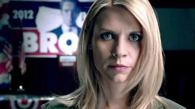 Niestabilna agentka – Carrie jest zarazem niesamowita i niepokojąca. To bohaterka i potwór w jednej osobie. Nie jestem tak błyskotliwa jak ona, ale mogę przynajmniej udawać – mówi Danes. /materiały prasowe