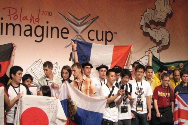 Niestety, w tym roku Polaków nie zobaczymy nawet w półfinałach Imagine Cup 2010 /INTERIA.PL
