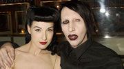 """""""Niestosowny związek"""" Marilyn Mansona"""