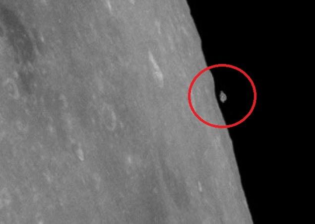 Nietypowa anomalia na zdjęciu z misji Apollo 11 /NASA